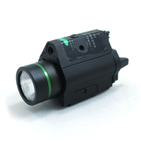 3W Miner Portable High Quality Flashlight Torches Hunting Lights with Scope