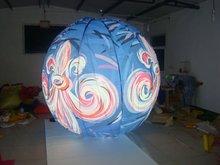 2015 inflatable lighting balloon advertising