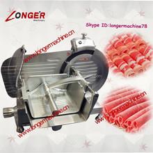 Sliced Beef Roll Slicing Machine Frozen Meat Roll Cutting Machine