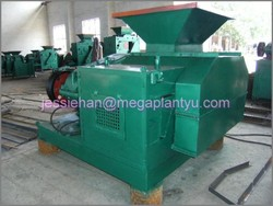 Hotselling charcoal and coal powder BBQ briquette ball press machine for sale
