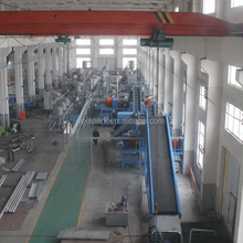 Good price Used Tyre Recycling Equipment for making rubber powder Reclaimed Rubber Machine for sale