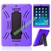 2 In 1Silicone and Plastic Hybird Case for iPad Air with stand