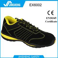 UAE Industry Lightweight EVA Rubber Dubai safety shoe