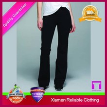 Morden yoga pants silk for sport made in China