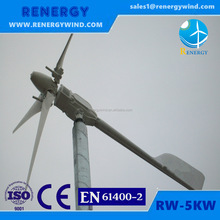 Alternative energy turbine electric generating wind mills for sale