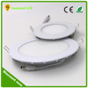 Best heat dissipation light panel flexible led 18W round led panel light with CE ROHS certificate