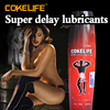 2015 Hot selling ! 100ML COKELIFE Delay sex time sex lubricant oil factory