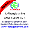 Amino Acid Nutrition L-Phenylalanine, High quality 15099-85-1 L-Phenylalanine