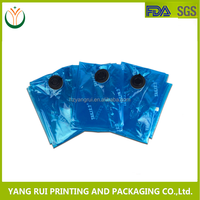 China Manufacturer 2015 New Products Quilt Bag Plastic Packaging Bags