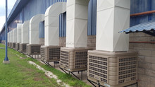 JH cool!18000cmh!air conditionings ducted split