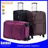 New products for 2015 luggage set ladies fashion travel luggage bag set trendy EVA suitcase bag