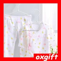 OXGIFT Cotton two-piece cotton underwear cotton newborn infant baby underwear