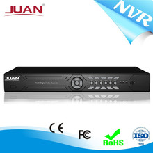 H.264 16CH 1080P NVR 2.4 Onvif NVR Support 1080P/960P/720P Camera With Gigabit Switch