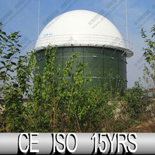 Biogas From Biomass, Bio Gas Balloon For Water Treatment Plant
