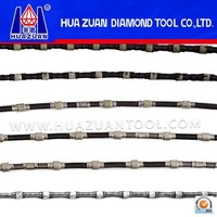 High efficiency diamond tools for grannite quarry of diamond wire saw