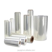 Clear Plastic PVC POF Heat Shrink film