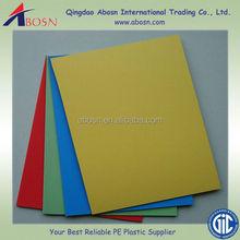 extruded polypropylene sheet 10mm/plastic sheet/panel/board