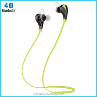 Sports wireless bluetooth earphone headphones for gionee for iphone
