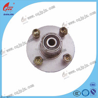 Chinese motorcycle parts motorcycle rear hub crake cover well pump covers