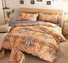 Home textile,Brushed Printed 4pcs bedding sets,modern bed sheet / duvet cover / Pillowcase