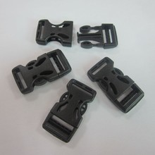 Plastic Insert Buckle for Bags,high quality side release plastic buckles