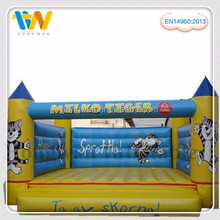 Funny hot sale outdoor toys inflatable bouncer castle party city