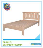 Pine Wood Single Bed For Girls Bedroom Furniture Set Pine Wood Toddler Bed