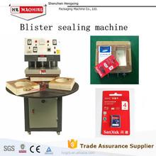 Semi-Auto Blister Sealing Machine