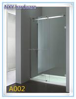 A002 slding glass door for shower room series , shower cabins ,shower enclosure