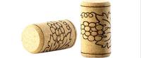 Wine cork stopper and champagne cork