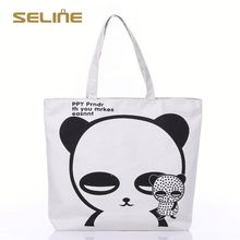 OEM high quality recycled pet laminated shopping bag