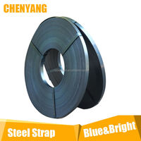 Bright and Oiled Steel Strapping Band