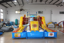 Other Outdoor Toys & Structures Type inflatable sport games/athletics sport kit