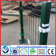 PVC Colored Basketball Welded Fence Netting with Bends