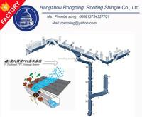 [Factory supplier]High quality pvc gutters, vinyl rain gutter, pvc downspout