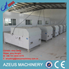 Industrial fruit pitting machine for cherry, olive, plum, dates