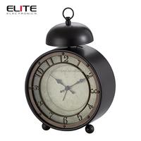 antique single bell quartz alarm clock