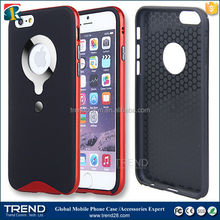 hard plastic carrying armor bird nest cases for iphone 6