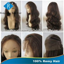 Stable Quality Wholesale Price 100% human hair lace front front mono wig