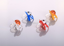 Baby basketball and football shape pacifier BX-0116