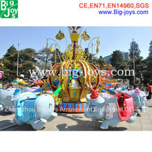 Amusement rides flying elephant, flying elephant rides for sale