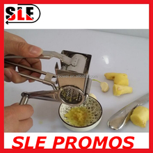 top selling oem custom logo high quality 304 stainless steel rotary cheese grater,best sale durable promotional garlic chopper