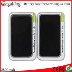 5v 2800mah safe battery case for samsung s4 mini wholesale price power case