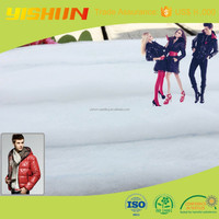 YISHUN Polyester Wadding for insulation For Jackets