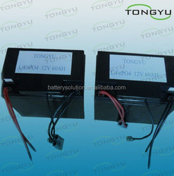 24V 60Ah LiFePO4 EV Lithium Battery for Electric Wheel Chair, Power Wheel Chair