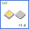 India smd 5050 led chip china supplier, low price high lumen OEM free sample ce rohs 3 chips smd 5050 led