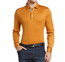 2015 New Design Fashion Style Men's Polo Shirt Made in China