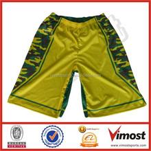 Custom Professional Basketball Shorts 09 Sublimation Basketball Uniform
