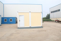 Panel Solid in European prefabricated movable container office