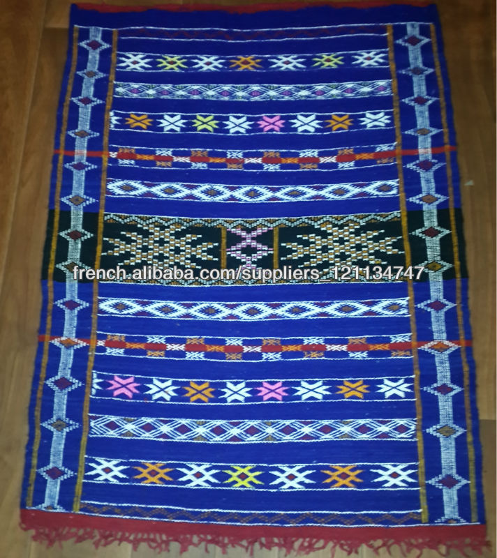 grossiste tapis marocain tapis kilim berber marocain 98cm x 74cm tapis id du produit. Black Bedroom Furniture Sets. Home Design Ideas